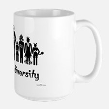 Alien Diversity Mug