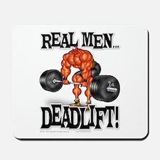 REAL MEAN DEADLIFT! - Mousepad