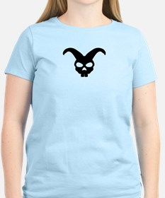 rabbit bunny skull T-Shirt