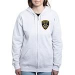 Compton College PD Women's Zip Hoodie