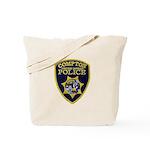 Compton College PD Tote Bag