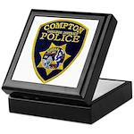 Compton College PD Keepsake Box
