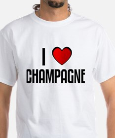 I LOVE CHAMPAGNE Shirt