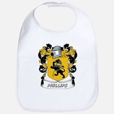 Phillips Coat of Arms Bib