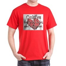 Caitlyn broke my heart and I hate her T-Shirt