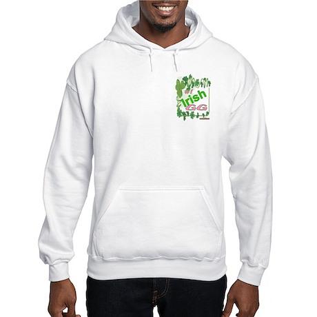 #1 IRISH GG Hooded Sweatshirt