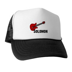 Guitar - Solomon Trucker Hat