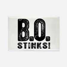 B.O. Stinks Rectangle Magnet