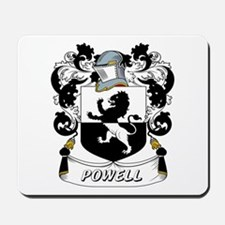 Powell Coat of Arms Mousepad