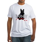 Barney Fitted T-Shirt