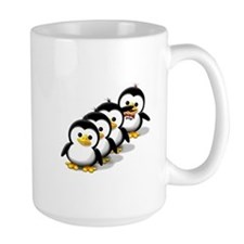 Flock of Penguins Mug