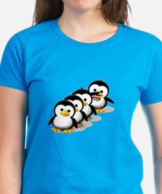 Flock of Penguins Tee