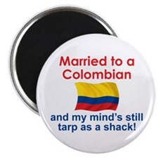 Married to a Colombian Magnet