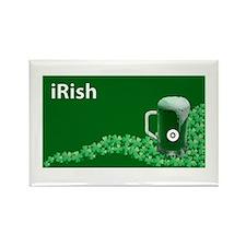 iRish iPod Rectangle Magnet