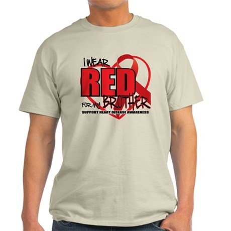 HD: Red For Brother Light T-Shirt