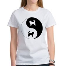 Yin Yang Otterhound Tee