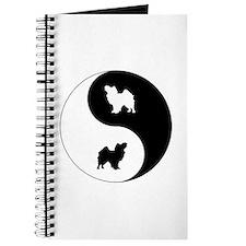 Yin Yang Papillon Journal