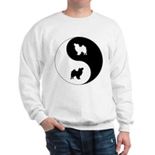 Yin Yang Papillon Sweatshirt