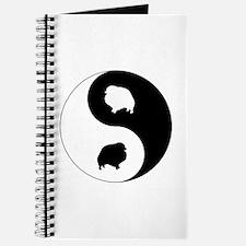 Yin Yang Pomeranian Journal