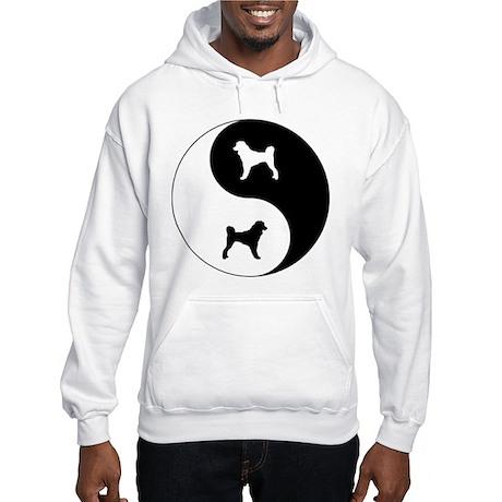 Yin Yang Portie Hooded Sweatshirt