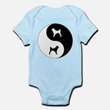 Yin Yang Portie Infant Bodysuit