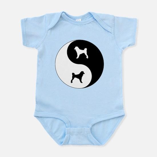 Yin Yang Portie Infant Bodysuit