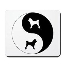 Yin Yang Portie Mousepad