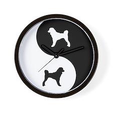 Yin Yang Portie Wall Clock