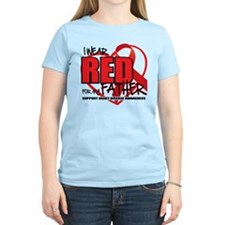 HD: Red For Dad T-Shirt