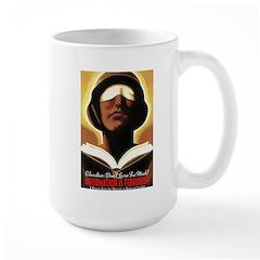 Information Is Terrorism! Mug