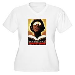 Information Is Terrorism! T-Shirt