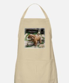 Norfolk Terrier Playmates BBQ Apron