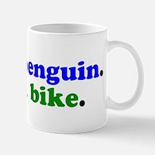 Save a Penguin Mug