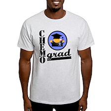 ChemoGrad StomachCancer T-Shirt
