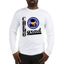 ChemoGrad StomachCancer Long Sleeve T-Shirt