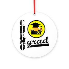 Chemo Grad Sarcoma Ornament (Round)
