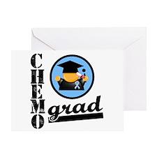 ChemoGrad ProstateCancer Greeting Card