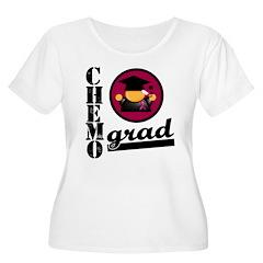 Chemo Grad Myeloma T-Shirt