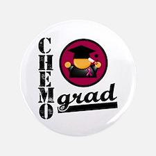 """Chemo Grad Myeloma 3.5"""" Button"""