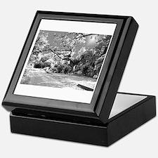 Bonaventure Cemetery Savannah GA Keepsake Box