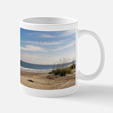 Tybee Island Oceanfront Savannah GA Mug