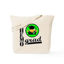 Chemo Grad Lymphoma Tote Bag