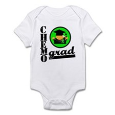Chemo Grad Lymphoma Infant Bodysuit