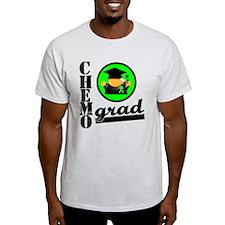Chemo Grad Lymphoma T-Shirt