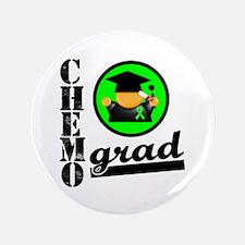 """Chemo Grad Lymphoma 3.5"""" Button"""