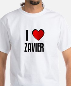 I LOVE ZAVIER Shirt