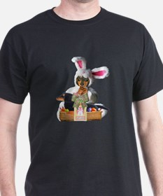 Easter Bunny Lily T-Shirt