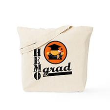 Chemo Grad KidneyCancer Tote Bag