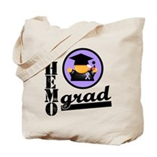 Chemo Grad Cancer Tote Bag