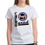 Chemo Grad Cancer Women's T-Shirt